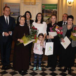 Nagrody za osiągnięcia w dziedzinie kultury przyznane