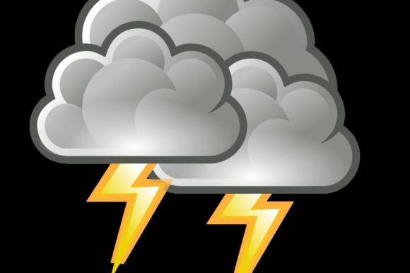 Ostrzeżenie meteo – deszcz i burze z gradem (aktualizacja)