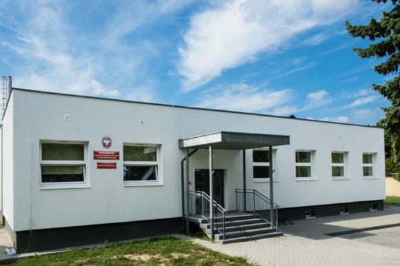 Przebudowa obiektu na Centrum Dydaktyczne przy Zespole Szkół Nr 1 w Aleksandrowie Kujawskim z przeznaczeniem na pracownie kształcenia praktycznego