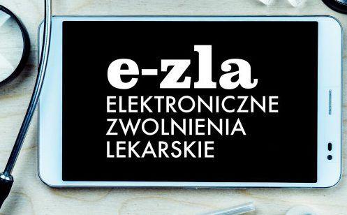 Zwolnienia lekarskie tylko elektronicznie