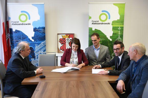 Umowa z GEOBID Sp. z o.o. podpisana
