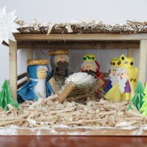 II. Powiatowy Konkurs na Szopkę Bożonarodzeniową