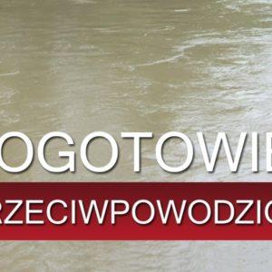 Wojewoda ogłosił stan pogotowia przeciwpowodziowego