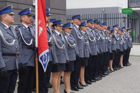 Święto Policji w Aleksandrowie Kujawskim