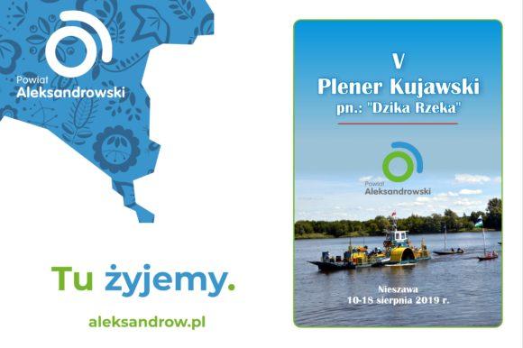 """""""Dzika Rzeka"""" – wystawa V Pleneru Kujawskiego"""