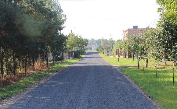 Kolejna inwestycja drogowa w powiecie