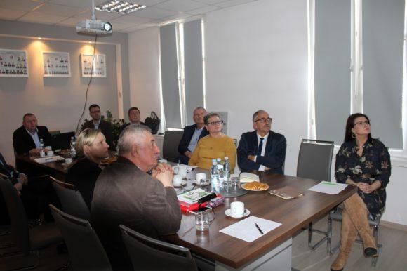 Spotkanie nt. Strategii Rozwoju Województwa Kujawsko – Pomorskiego