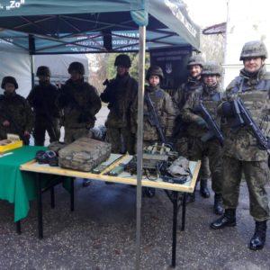 Szkolenie i pokazy Wojsk Obrony Terytorialnej