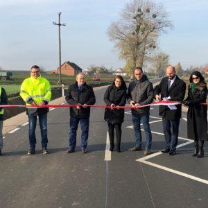 Przebudowa drogi powiatowej Żyrosławice – Przybranowo