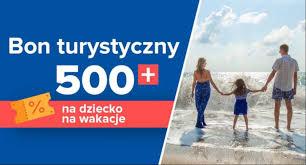 Ponad 546 tys. wydanych bonów turystycznych na kwotę 468 mln zł