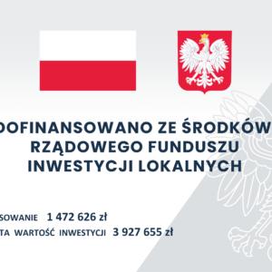 Przebudowa drogi powiatowej nr 2610C Turzno – Seroczki