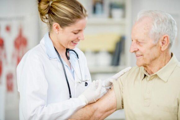 Bezpłatne szczepienia przeciwko pneumokokom dla dorosłych