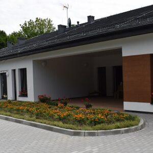 Budowa Placówki Opiekuńczo-Wychowawczej dla 14 dzieci w Aleksandrowie Kujawskim wraz  z wyposażeniem